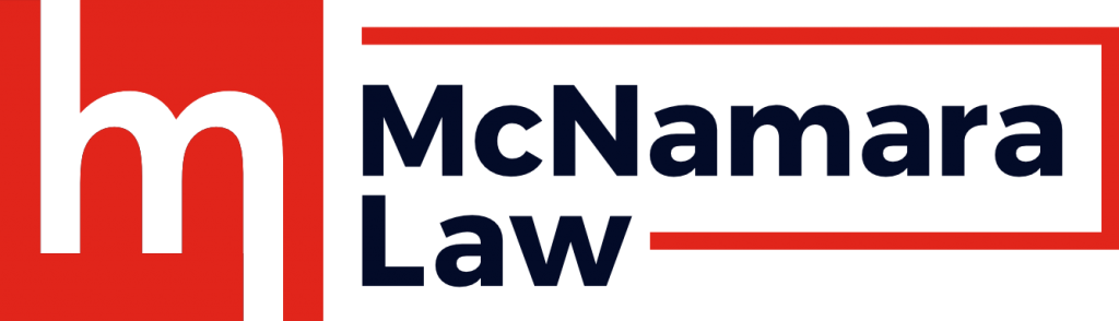 McNamara Law logo
